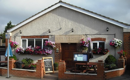 oxhey village club house
